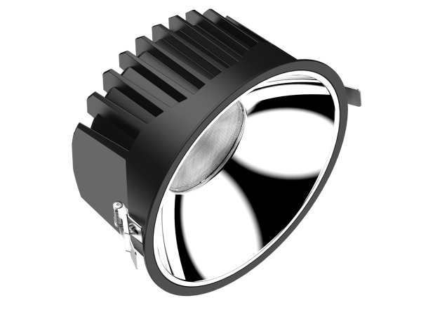 Endurance 20S LED Downlight / Reflektor in matt silber oder chrom
