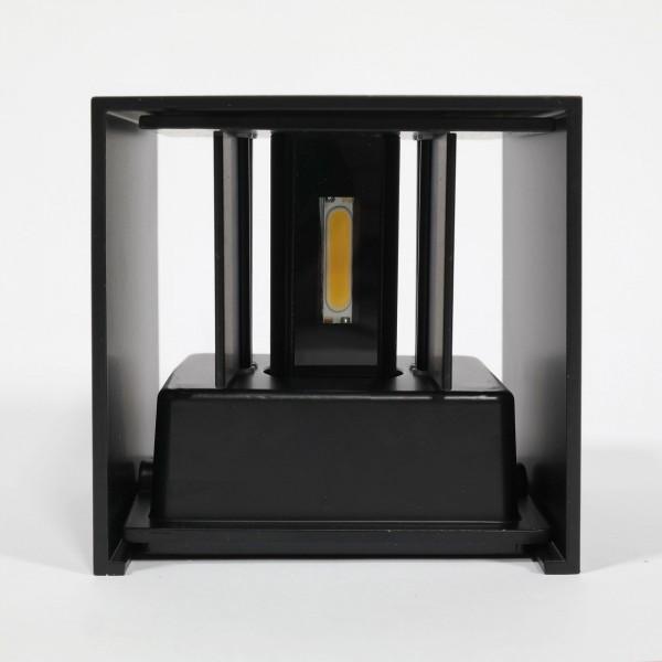 LC Twin LED Schwarz