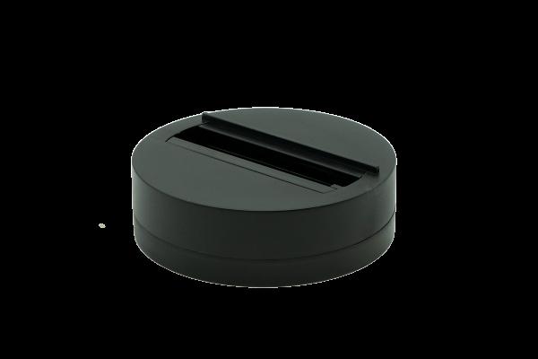 Universal 3-Phasen Punktauslass Schwarz