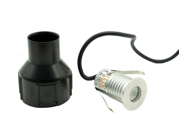 Inground 3 HV - 3,1W LED Bodeneinbauleuchte